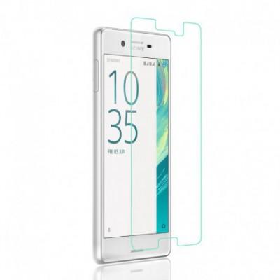 [3 Stück] Svoyon Premium Glasfolie für Sony Xperia X Performance Schutzglas 9H Tempered Glass
