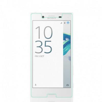 [3 Stück] Svoyon Premium Glasfolie für Sony Xperia X Compact Schutzglas 9H Tempered Glass