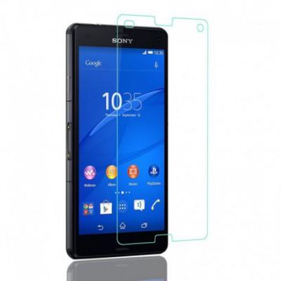 [3 Stück] Svoyon Premium Glasfolie für Sony Xperia Z4 Compact Schutzglas 9H Tempered Glass