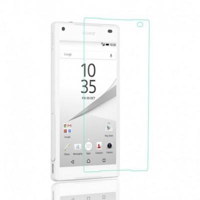[3 Stück] Svoyon Premium Glasfolie für Sony Xperia Z5 Compact Schutzglas 9H Tempered Glass