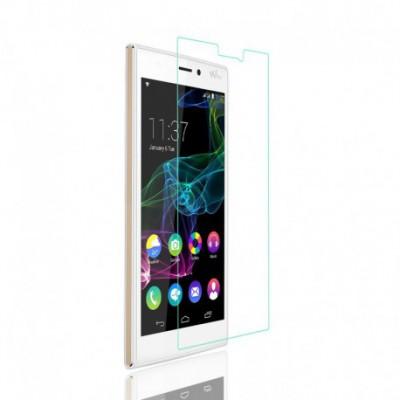 [3 Stück] Svoyon Premium Glasfolie für Wiko Ridge Fab 4G Schutzglas 9H Tempered Glass