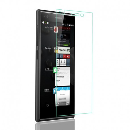 [3 Stück] Svoyon Premium Glasfolie für ZTE Blade VEC 4G Schutzglas 9H Tempered Glass