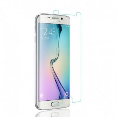 Svoyon Premium Schutzglas Glasfolie 9H für Samsung Galaxy S6 Edge (G925) Tempered Glass