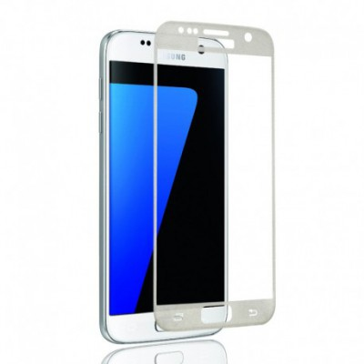 Svoyon Premium Schutzglas Glasfolie 9H für Samsung Galaxy S7 clear Tempered Glass