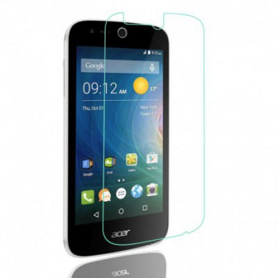 [3 Stück] Svoyon Premium Glasfolie für Acer Liquid Z330 Schutzglas 9H Tempered Glass