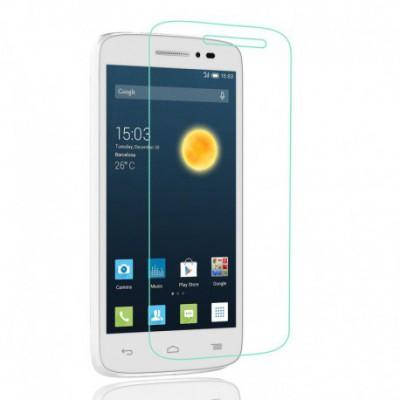 [3 Stück] Svoyon Premium Glasfolie für Alcatel One Touch Pop 2 5042 Schutzglas 9H Tempered Glass