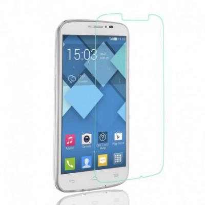 [3 Stück] Svoyon Premium Glasfolie für Alcatel One Touch Pop C7 Schutzglas 9H Tempered Glass