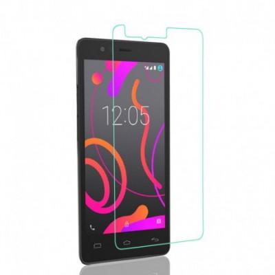 [3 Stück] Svoyon Premium Glasfolie für BQ Aquaris E5s Schutzglas 9H Tempered Glass