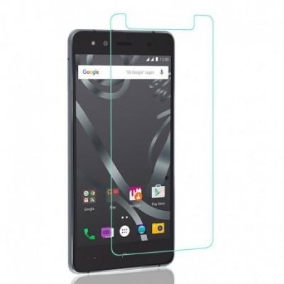 [3 Stück] Svoyon Premium Glasfolie für BQ Aquaris X5 Schutzglas 9H Tempered Glass