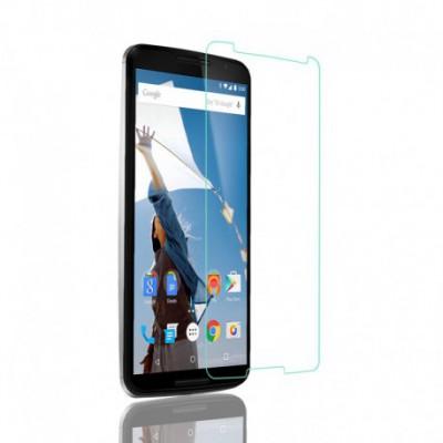 [3 Stück] Svoyon Premium Glasfolie für Google NEXUS 6 Schutzglas 9H Tempered Glass