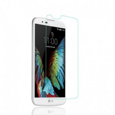 [3 Stück] Svoyon Premium Glasfolie für LG K10 Schutzglas 9H Tempered Glass