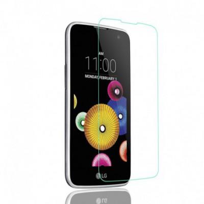 [3 Stück] Svoyon Premium Glasfolie für LG K4 Schutzglas 9H Tempered Glass