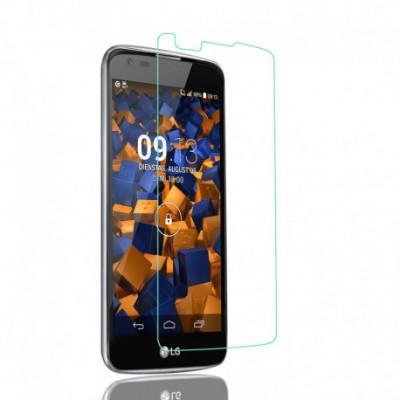 [3 Stück] Svoyon Premium Glasfolie für LG K8 Schutzglas 9H Tempered Glass