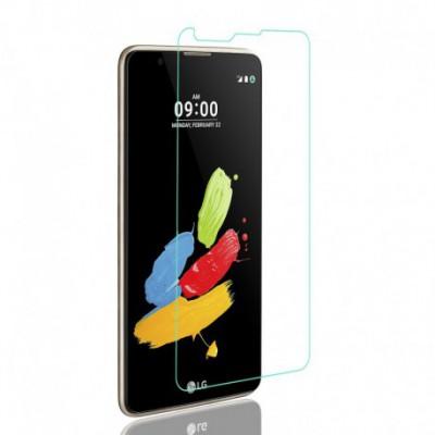 [3 Stück] Svoyon Premium Glasfolie für LG Stylus 2 Schutzglas 9H Tempered Glass