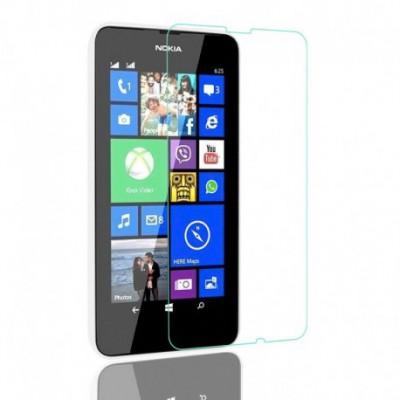 [3 Stück] Svoyon Premium Glasfolie für Nokia 630 Schutzglas 9H Tempered Glass