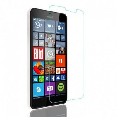 [3 Stück] Svoyon Premium Glasfolie für Nokia 640XL Schutzglas 9H Tempered Glass