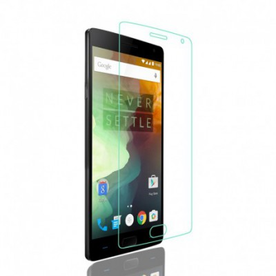 [3 Stück] Svoyon Premium Glasfolie für OnePlus Two Schutzglas 9H Tempered Glass